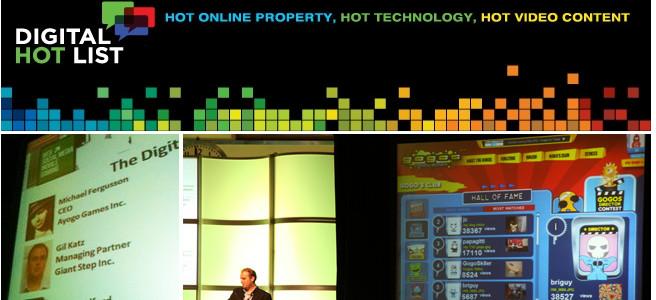 Giant Step finalist in nextMEDIA's Digital Hot List