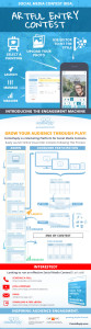 ComicReply-Social-Media-Contest-Idea-For-Art-Marketing-Infographic