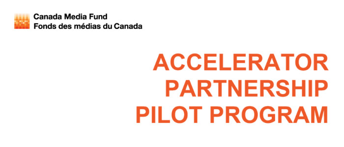 CMF Accelerator Partnership Program