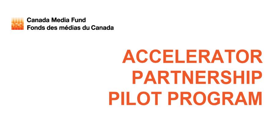 CMF Accelerator Partnership Program
