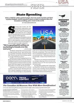 Marketing Magazine CAM GiantStep