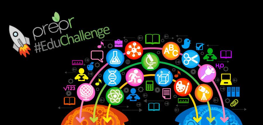 Prepr-Education-Challenge-Weekend