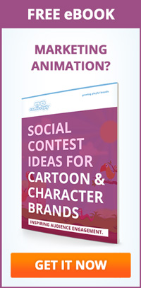 ComicReply_Social_Media_Contest_Platform_Marketing_Animation