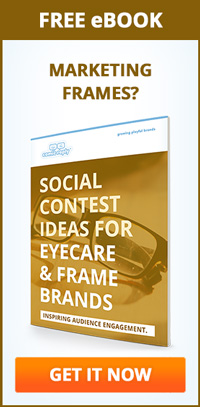 ComicReply_Social_Media_Contest_Platform_Marketing_Eyeglasses_Frames