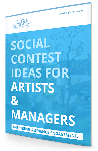 ComicReply_eBook_Social_Contest_Ideas_for_Artists_and_Managers-l