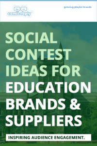 ComicReply_eBook_Social_Contest_Ideas_for_Education_Brands_and_Suppliers