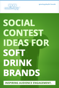 ComicReply_eBook_Social_Contest_Ideas_for_Soft_Drink_Brands