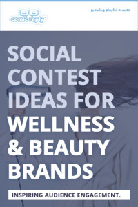 ComicReply_eBook_Social_Contest_Ideas_for_Wellness_and_Beauty_Brands