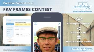 Fav_Frames_Contest_ComicReply_social_media_platform