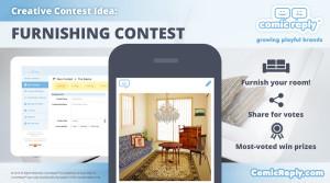Furnishing_Contest_ComicReply_social_media_platform
