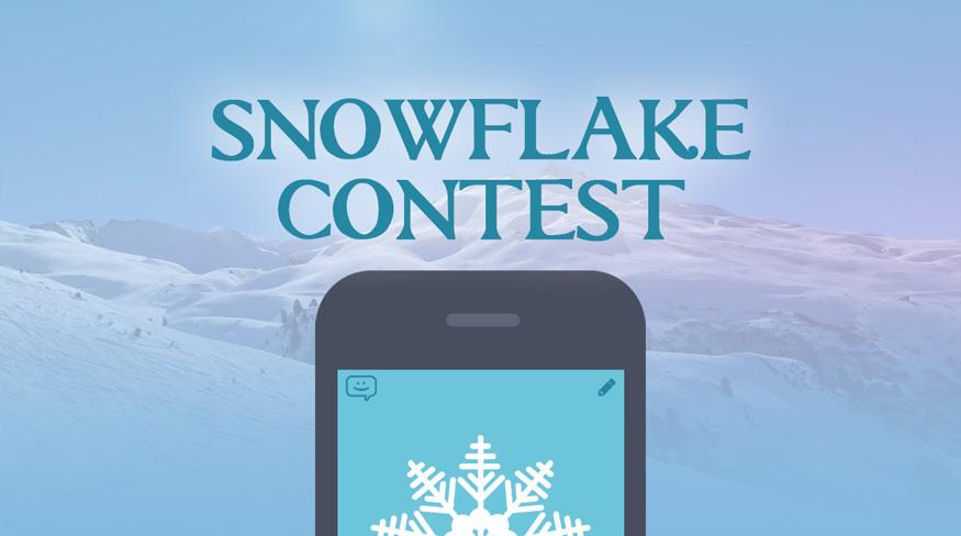 Snowflake_Contest-idea-ComicReply