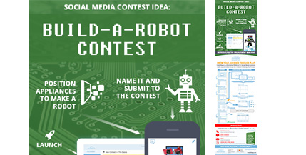 ComicReply-Social-Media-Contest-Idea-For-Electronics-Marketing-Infograhic-image