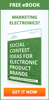 ComicReply_Social_Media_Contest_Platform_Marketing_Electronics_Brands