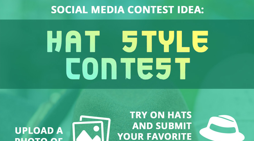 Fashion_Hat_Online_Contest_Marketing_ComicReply