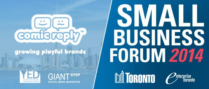 Toronto Small Business Forum
